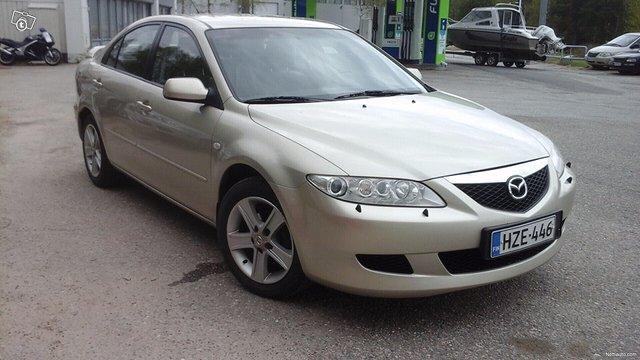 Mazda 6 2