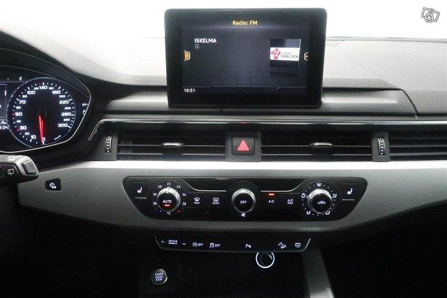 Audi A4 Allroad Quattro 16