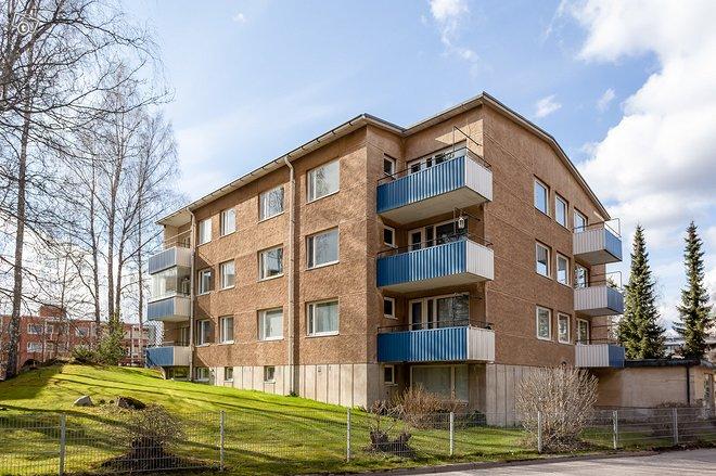 Riihimäki Koivistonmäki Kalevankatu 10 3h, k, kp/w