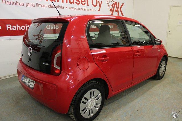 Volkswagen, VW UP 5
