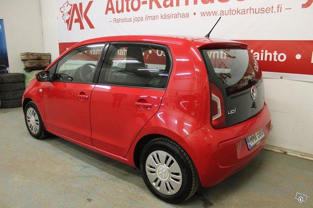 Volkswagen, VW UP 6