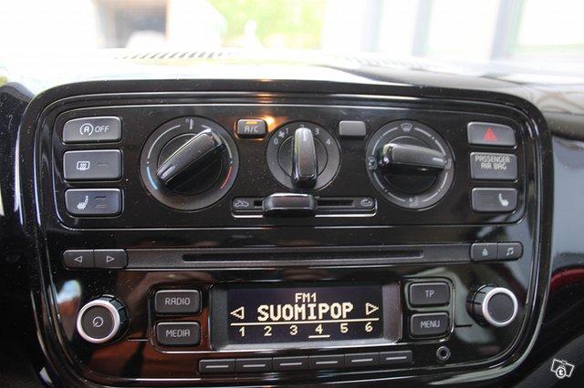 Volkswagen, VW UP 8