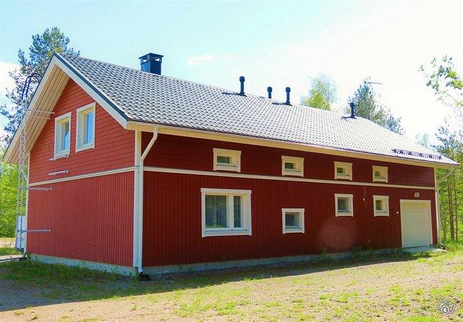 Kauhajoki Nummijärvi Nummijärventie 483 Kolmen huo