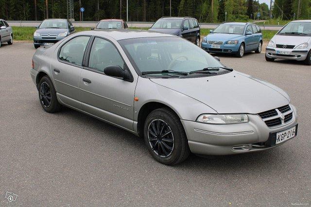 Chrysler Stratus 3