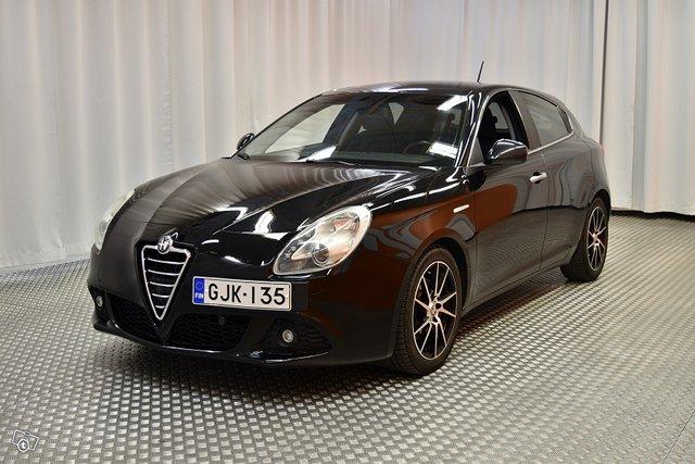 Alfa Romeo Giulietta 7