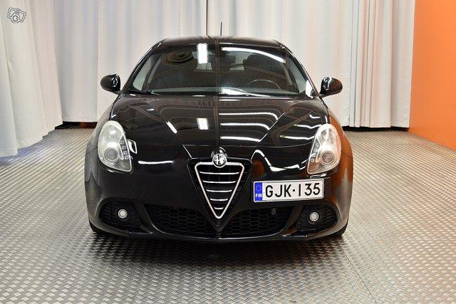 Alfa Romeo Giulietta 8