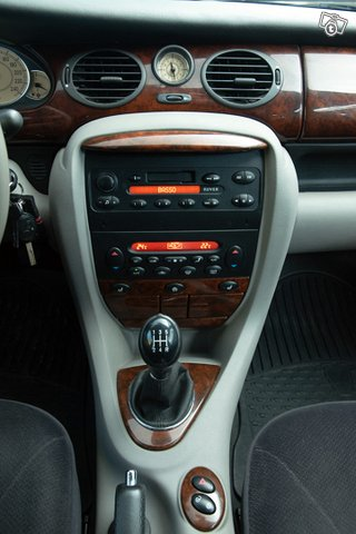 Rover 75 13