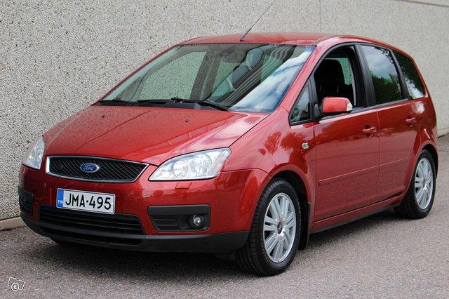 Ford Focus C-Max 10