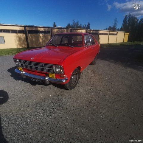 Opel Kadett 11