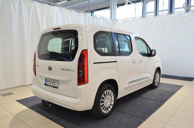 Toyota Proace CITY Verso 5