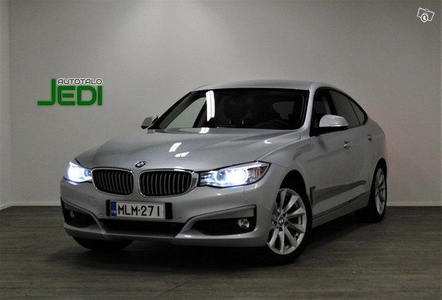 BMW 318 Gran Turismo 1