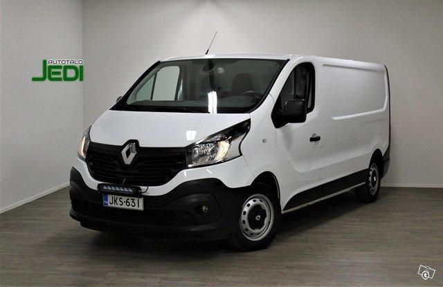 Renault Trafic 1