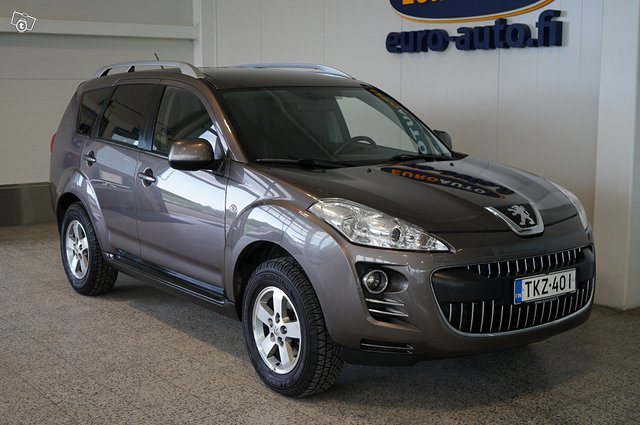 Peugeot 4007 4