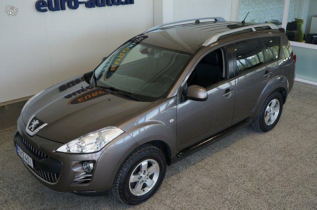 Peugeot 4007 7
