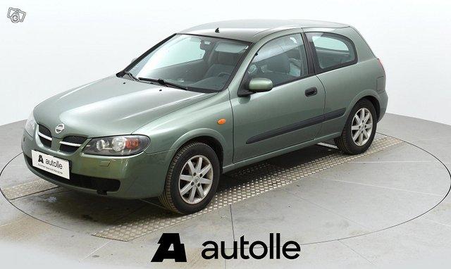 Nissan Almera 1