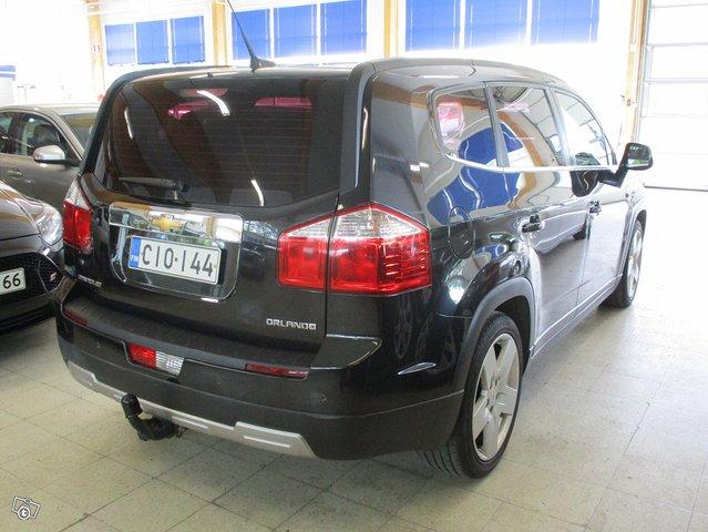 Chevrolet Orlando 2