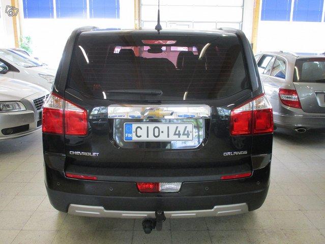 Chevrolet Orlando 6