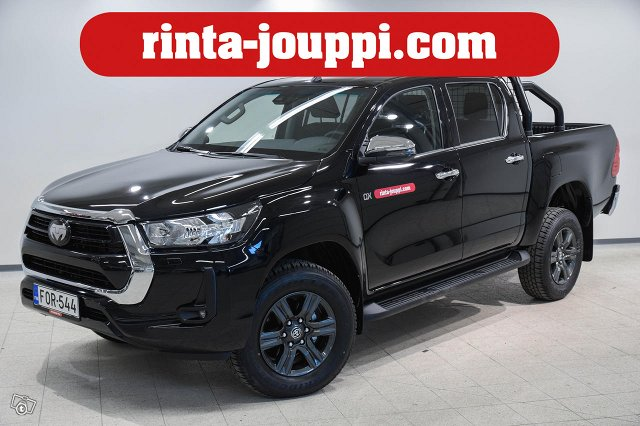 Truckmasters Hilux