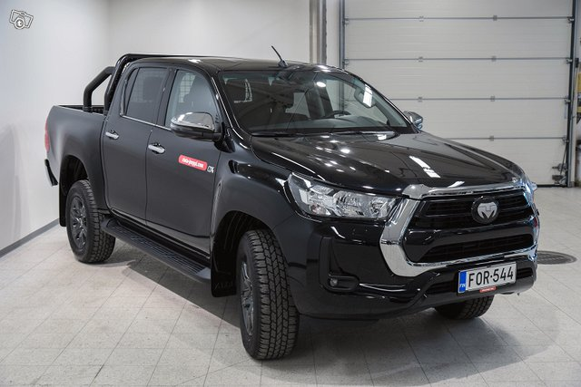 Truckmasters Hilux 3