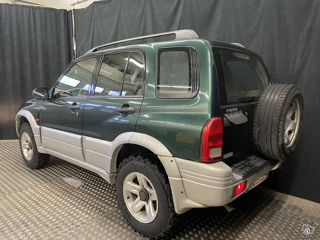 Suzuki Grand Vitara 3