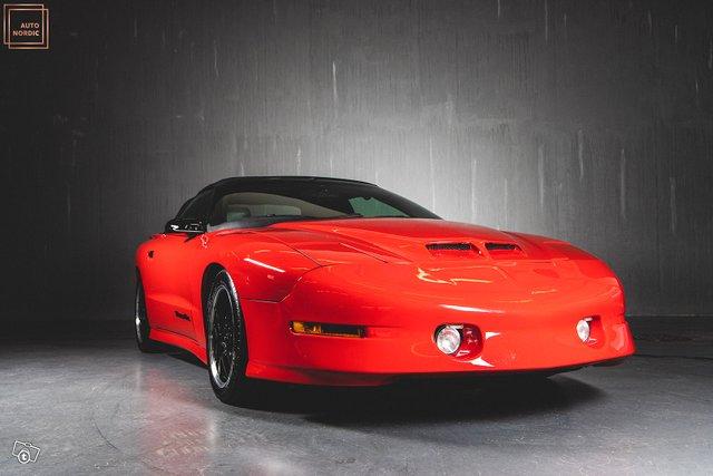 Pontiac Firebird, kuva 1