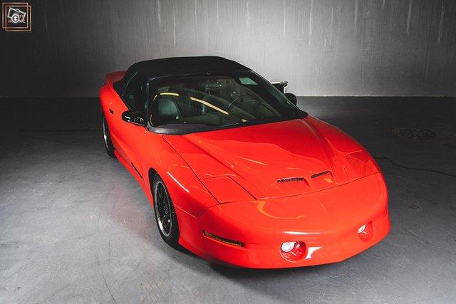 Pontiac Firebird 7