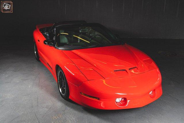 Pontiac Firebird 9