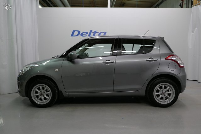 Suzuki Swift 4