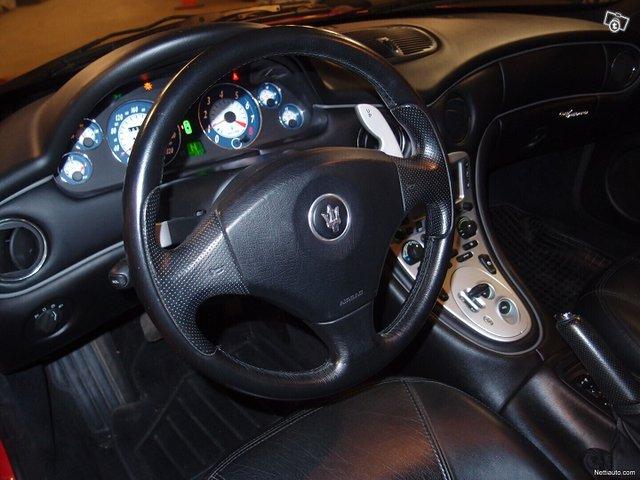 Maserati Coupe 7