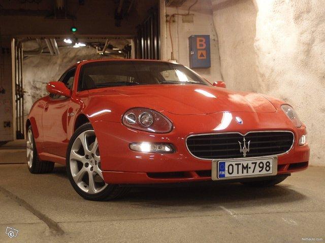Maserati Coupe 19