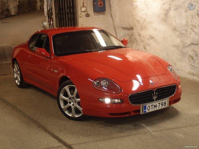 Maserati Coupe 22