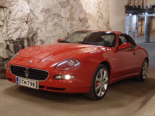 Maserati Coupe 24