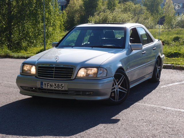 Mercedes-Benz C 36 AMG 3