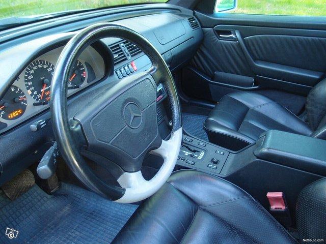Mercedes-Benz C 36 AMG 9
