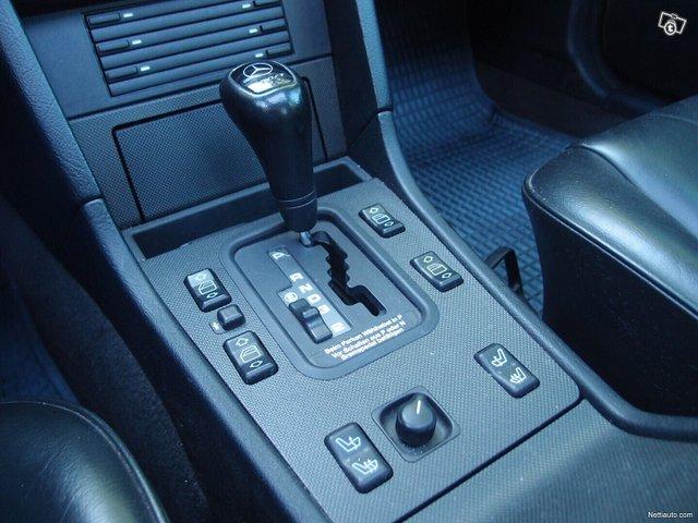 Mercedes-Benz C 36 AMG 13