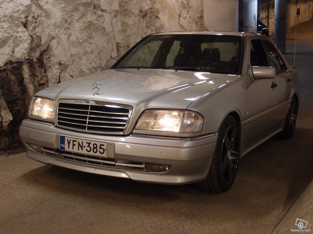 Mercedes-Benz C 36 AMG 20