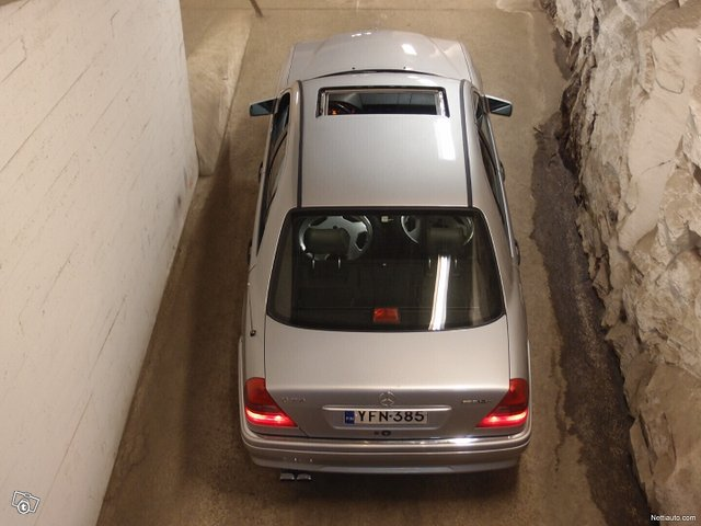 Mercedes-Benz C 36 AMG 22