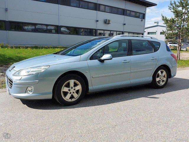 Peugeot 407 5