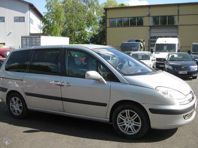 Peugeot 807 2