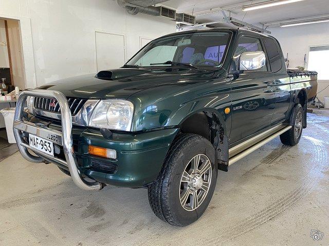 Mitsubishi L200 1