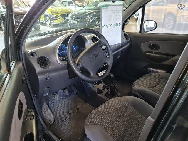 GM Daewoo Matiz 5