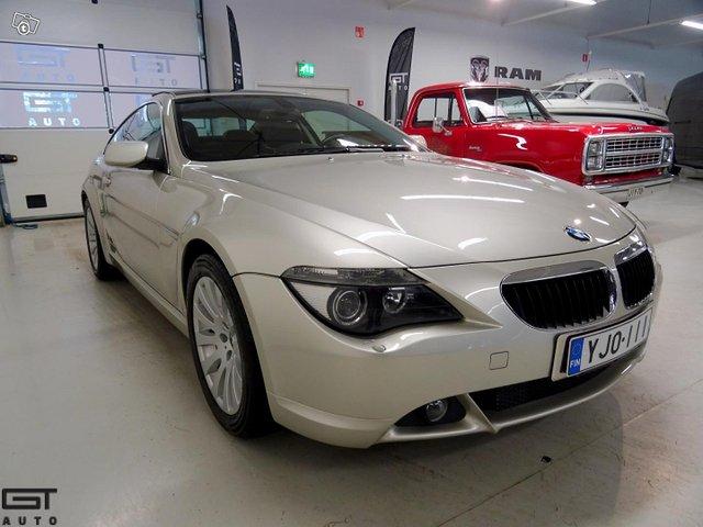 BMW 630 6