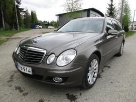 Mercedes-Benz E, Autot, Siilinjärvi, Tori.fi