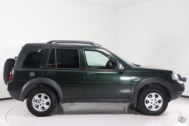Land Rover Freelander 4
