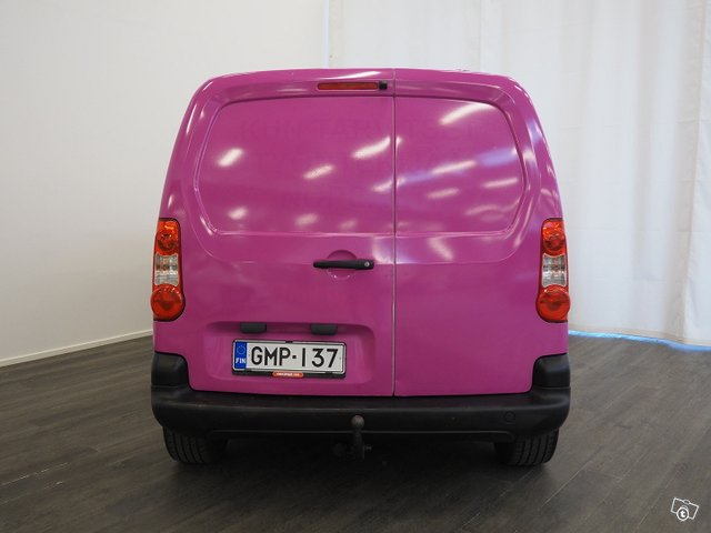 Citroen Berlingo Van 5