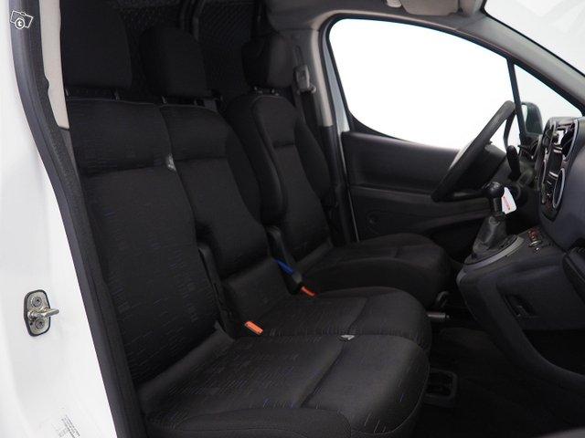 Citroen Berlingo Van 10