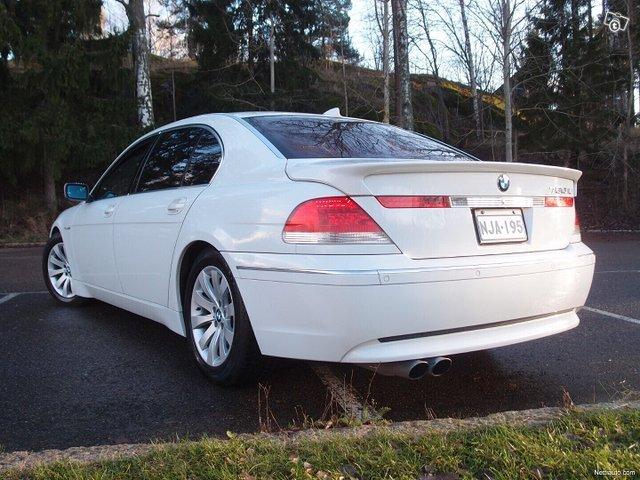 BMW 760 20