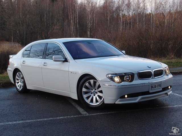 BMW 760 21