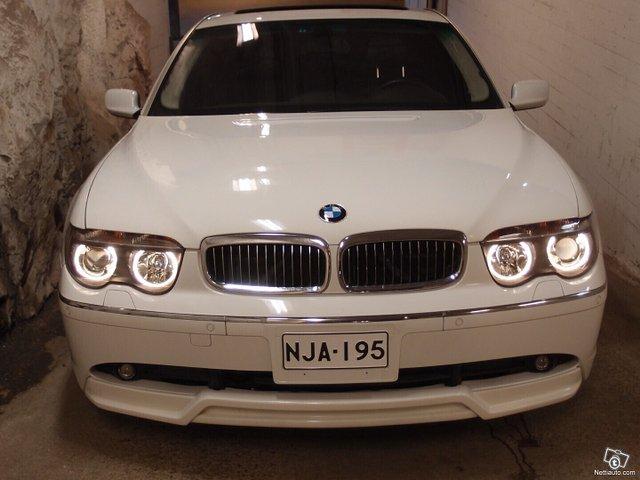 BMW 760 25