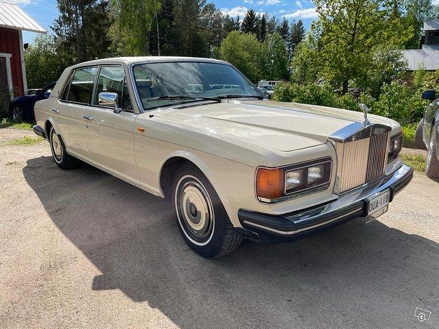 Rolls-Royce Silver Spur 2